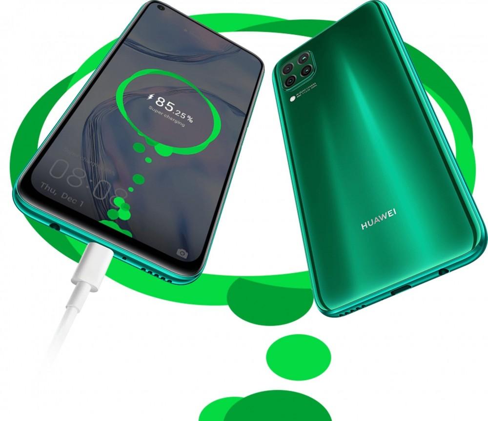 La batería del Huawei P40 Lite es su principal característica
