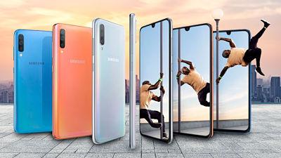Nuevo Samsung Galaxy A41