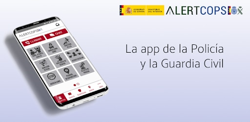 Alertcops, aplicación española de seguridad