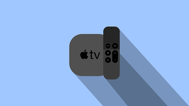 Aparato de apple TV