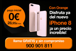 Descubre cómo conseguir tu iPhone 8 con Orange