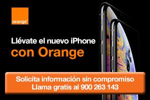 Tarifas Orange con las que conseguir el iPhone XS