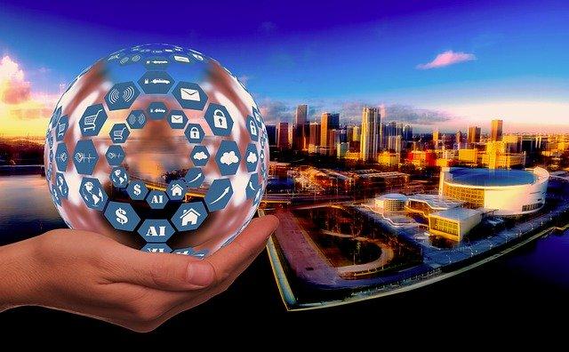 Ciudad inteligente gracias al 5G