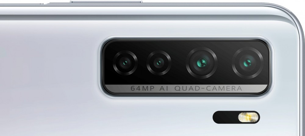 Cuatro cámaras traseras y un gran diseño en la versión 5G