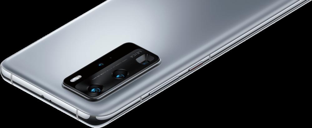 Huawei llega con tres modelos diferentes en la gama P40.