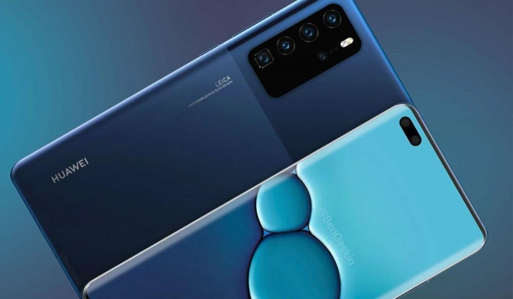 Las cámaras del Huawei P40 son de lo mejor del mercado.