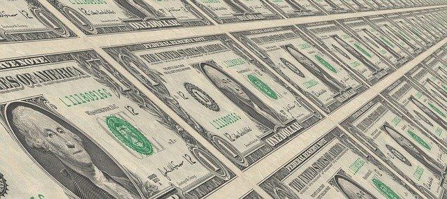 Billetes de dolar para celebrities