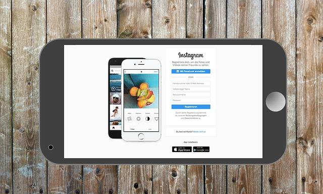Instagram se está convirtiendo en un gran canal recaudar fondos