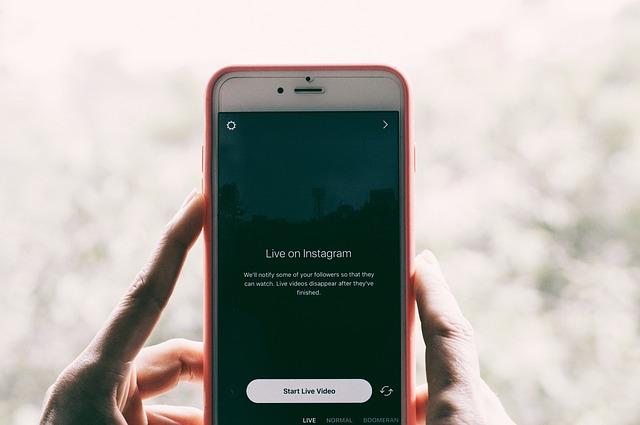 Instagram Live es la aplicación en streaming de moda
