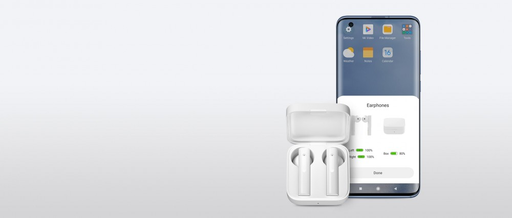 Nuevos auriculares Xiaomi Mi true Wireless earphone 2 Basic