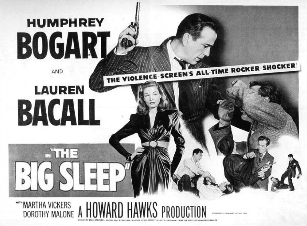 Cartel de la película El sueño eterno