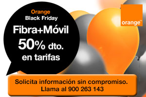 Oferta ADSL Black Friday Orange