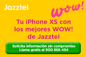 Consigue el iPhone XS con Jazztel