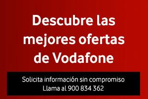 Descubre las mejores tarifas de Vodafone
