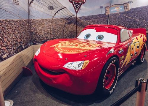 Podrás ver a Rayo McQueen en Disney Plus