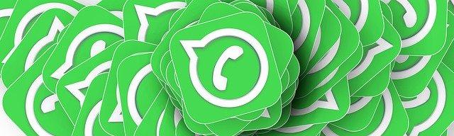 Varios logos de WhatsApp